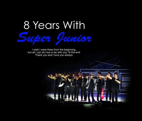8 Years with Super Junior